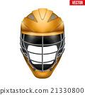 Lacrosse Helmet Front View 21330800