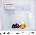 some orange and grape put in the freezer fridge 21335290