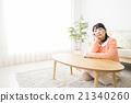 女性 中年人 抑鬱 21340260