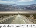 Death Valley, Nevada USA, hills 21347875