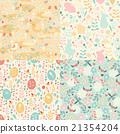 Easter set of patterns 21354204