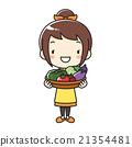 蔬菜 原料 矢量 21354481