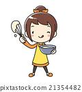 搅拌器 打蛋器 主妇 21354482