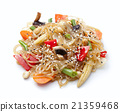 pasta with vegetables 21359468