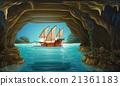 sail, boat, ocean 21361183