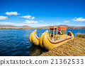 Titicaca Lake 21362533