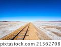 Old railway, Bolivia 21362708