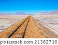 Old railway, Bolivia 21362710