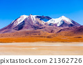 Lake, Bolivia Altiplano 21362726