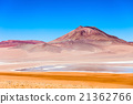 Lake, Bolivia Altiplano 21362766