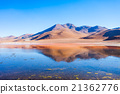 Laguna Colorada lake 21362776