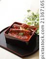 鳝鱼 和食 日本菜肴 21367165