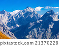 Greater Caucasus mountains 21370229