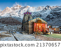 Kedarnath in India 21370657