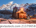 Kedarnath in India 21370658