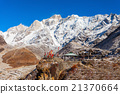 Kedarnath in India 21370664