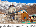 Kedarnath in India 21370859
