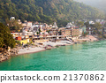 Rishikesh in India 21370862