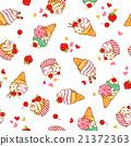 冰淇淋 乳製品 紡織品 21372363