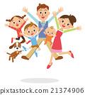 跳躍的家庭 21374906