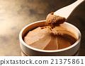 味噌 發酵食品 調料 21375861