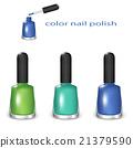 Color nail polish 21379590