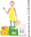 garbage, trash, segregation 21382008