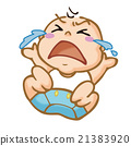 Baby crying crying 21383920