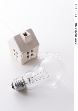 Home and incandescent light bulbs 21388493