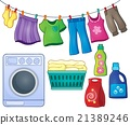 Laundry theme image 3 21389246
