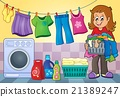 Laundry theme image 4 21389247