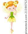Forest Fairy 21390752