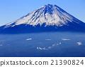 ภูเขาฟูจิ,ภูเขาไฟฟูจิ,ฤดูหนาว 21390824