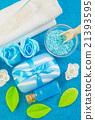 spa, soap, blue 21393595