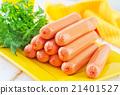 sausages 21401527