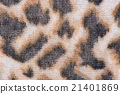 texture of print fabric striped leopard background 21401869