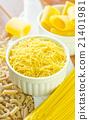 raw pasta 21401981