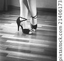 Ballroom dance latin dancer 21406173