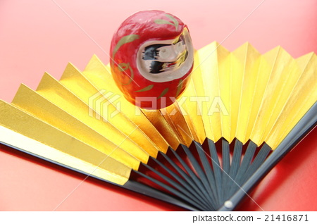 Fans and polished dumplings 21416871