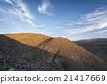 Landscape in the Anza-Borrego Desert 21417669