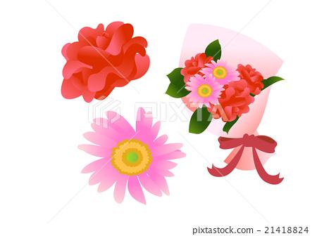Illustration of a bouquet 21418824