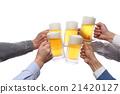 生啤酒敬酒 21420127
