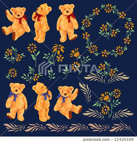 可愛的熊 21420169