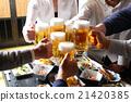 生啤酒敬酒 21420385