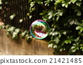 soap bubbles, soap bubble, blow bubble 21421485