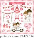 Happy Valentine Card 21422634