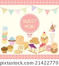sweet menu 21422770