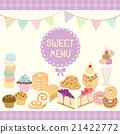 sweet menu 21422772