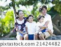 ผู้ปกครองและเด็กที่อาศัยอยู่ในฮาวาย 21424482