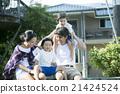ผู้ปกครองและเด็กที่อาศัยอยู่ในฮาวาย 21424524